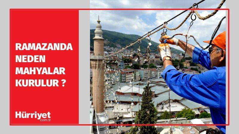 Ramazanda Neden Mahyalar Kurulur?  I Ramazan Medeniyeti #22