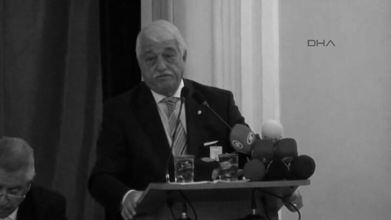 Türker Arslan hayatını kaybetti (Arşiv)