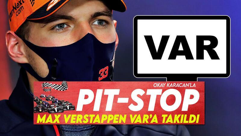Max Verstappen Portekiz'de VAR'a takıldı | Mercedes - RedBull savaşı yeni başlıyor