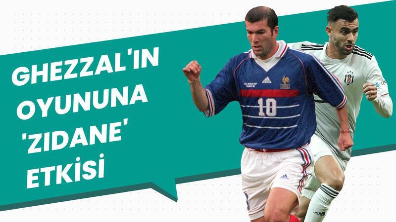 Rashid Ghezzal'ın oyununa ve hayatına 'Zinedine Zidane' etkisi