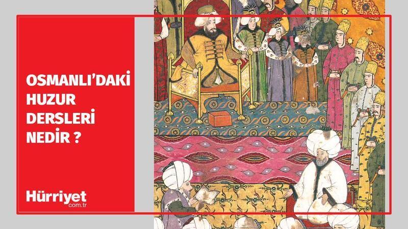 Osmanlı'daki Huzur Dersleri Nedir? I Ramazan Medeniyeti #24