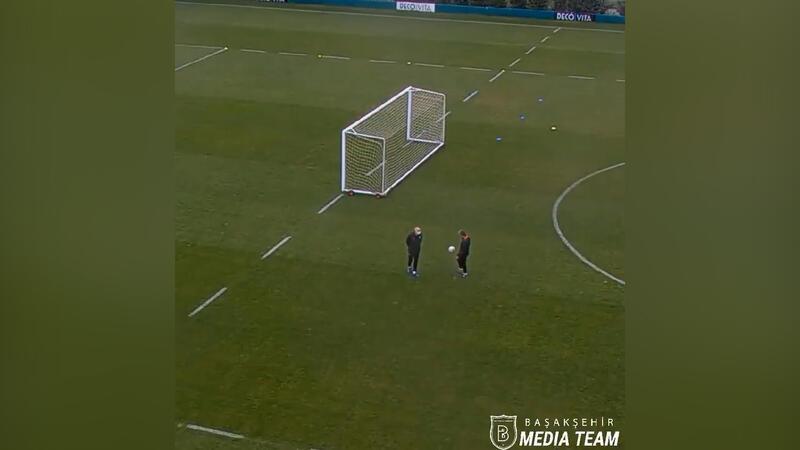 Aykut Kocaman'dan kalite kokan gol