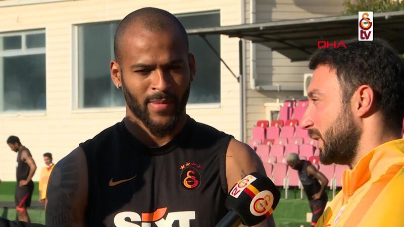 Marcao: Umarım Beşiktaş karşısında iyi bir netice ile sahadan ayrılacağız
