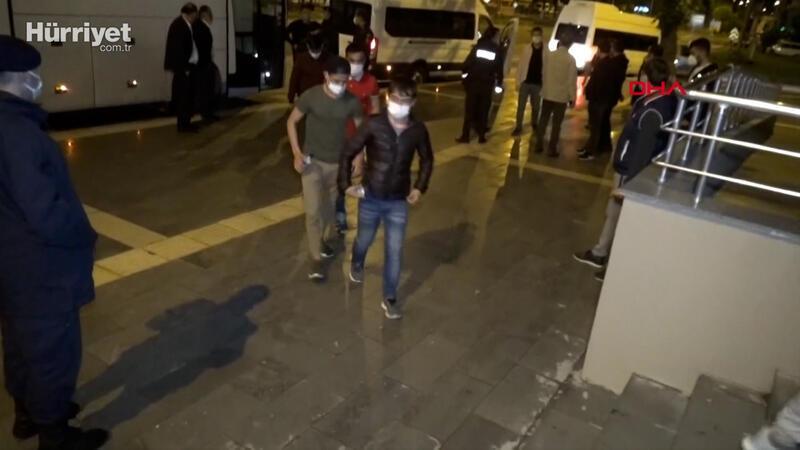 İstanbul'da yakalanan 60 kaçak göçmen, Adıyaman'dan sınır dışı edilecek
