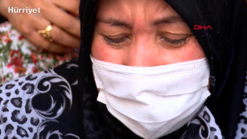 Zeytinburnu'nda enkaz altında kalmaktan kurtulan kadın o anları gözyaşlarıyla anlattı