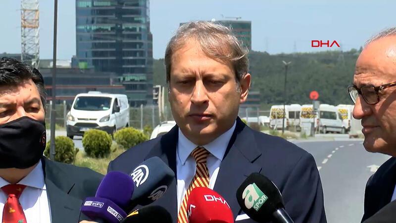 Galatasaray Başkan Adayı Burak Elmas: Bu seçim 29 Mayıs'ta olacak