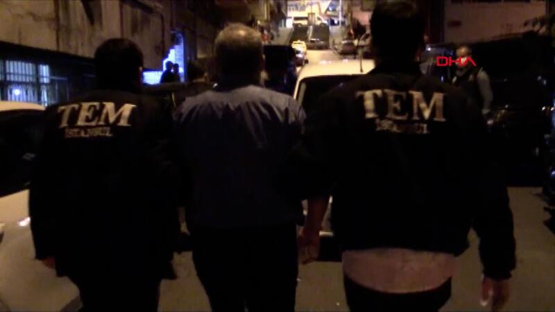 DEAŞ operasyonunda kritik görevlerde yer alan şüpheliler yakalandı