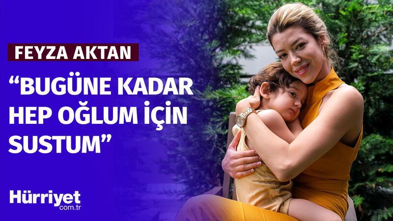 """Özcan Deniz'in eski eşi Feyza Aktan sessizliğini bozdu: """"Bugüne kadar hep oğlum için sustum"""""""