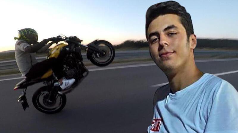 FSM'de motor kazası! 22 yaşındaki Ebubekir Sözcü hayatını kaybetti