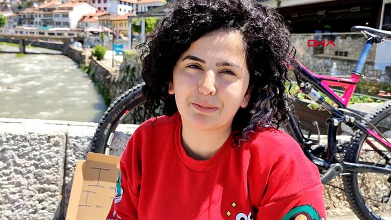 Sinop'tan otostopla yola çıktı, tüm Balkanları bedava gezdi
