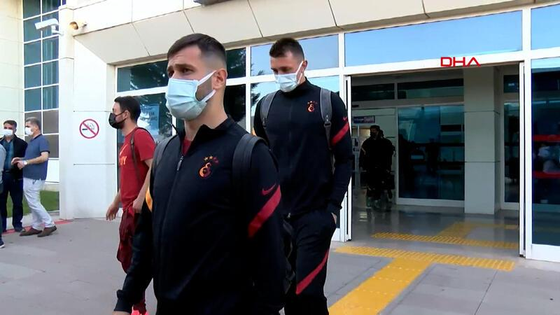 Galatasaray, Denizli'ye geldi