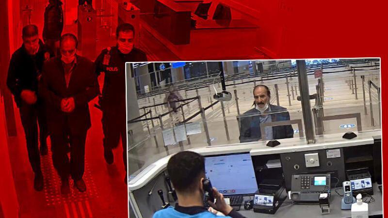 Sahte pasaportla 25. girişinde yakalandı
