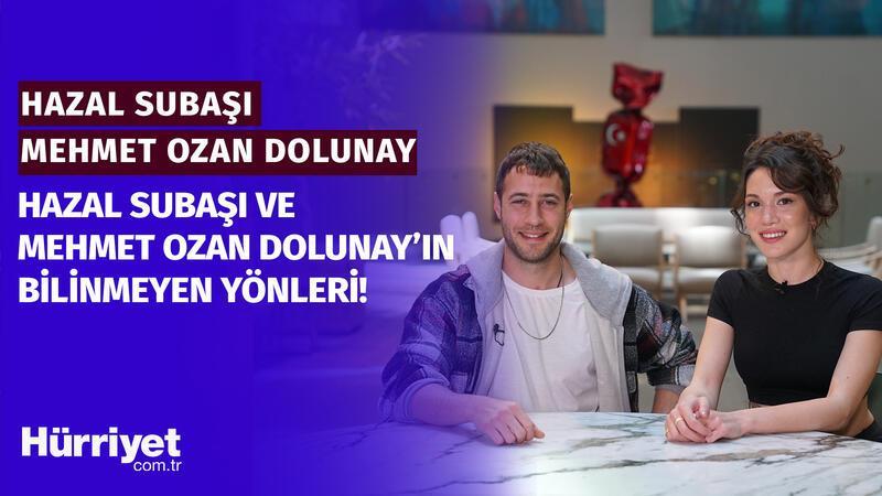 Hazal Subaşı & Mehmet Ozan Dolunay konuştu I EN'leri I İtiraflar I Bizi Ayıran Çizgi