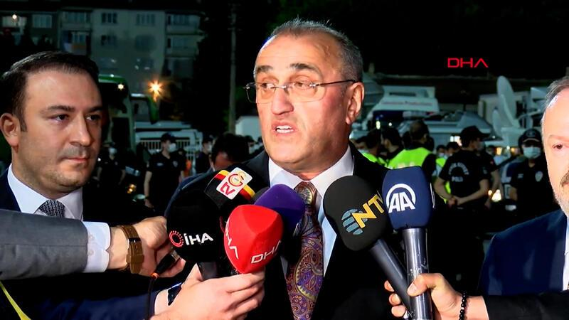 Abdurrahim Albayrak: Cumartesi günü inşallah o mutlu geceyi yaşarız