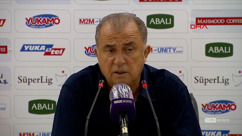 """Fatih Terim: """"Bütün Galatasaraylıların duasını ve sevgisini kazanmış bir takım var"""""""