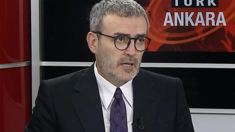 Mahir Ünal, CNN TÜRK Ankara Temsilcisi Dicle Canova'nın sorularını yanıtladı