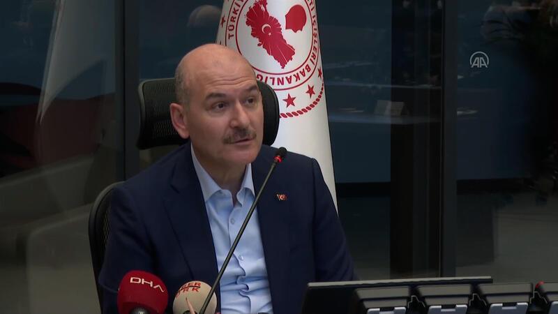 İçişleri Bakanı Soylu'dan İstanbul İl Emniyet Müdürü Aktaş'a şampiyonluk kutlaması uyarısı