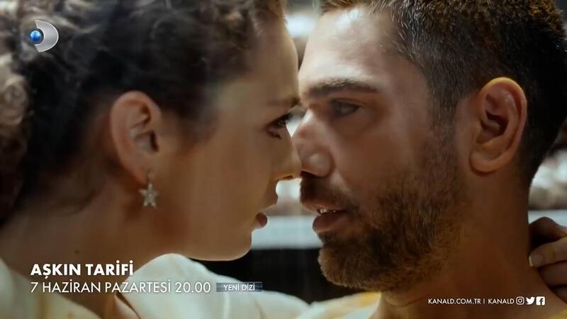 """Kanal D'nin yeni dizisi """"Aşkın Tarifi"""" 07 Haziran'da başlıyor..."""