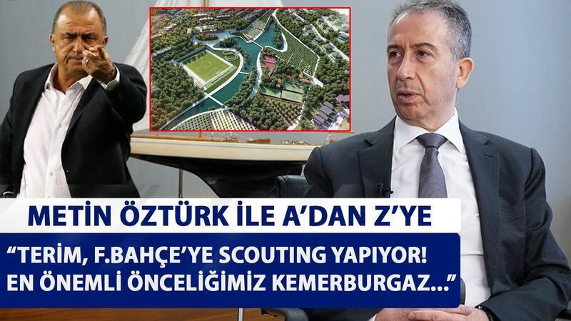 'Fatih Terim F.Bahçe'ye scouting yapıyor, Abdurrahim Albayrak istemese bile bizimle' | Metin Öztürk