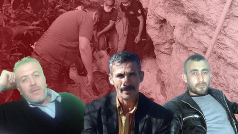 Adana'da, çalışma yaptıkları su kuyusuna düşen 3 arkadaş hayatını kaybetti