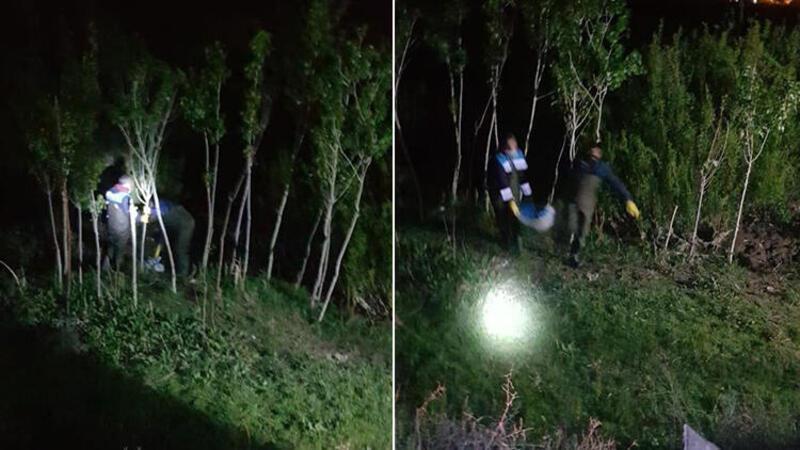 Kaçak avlanan 300 kilo inci kefali, imha edildi