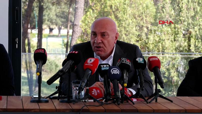 Samsunspor Başkanı Yıldırım: Temiz futbol istiyoruz