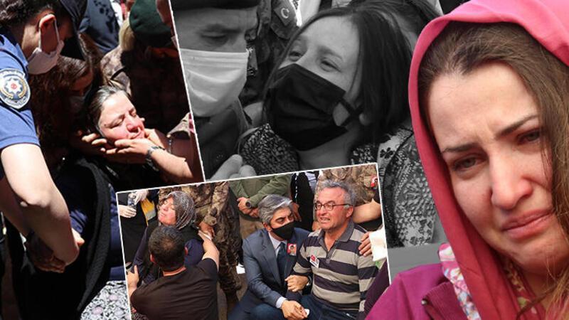 Şehit özel harekat polisi Veli Kabalay son yolculuğuna uğurlandı