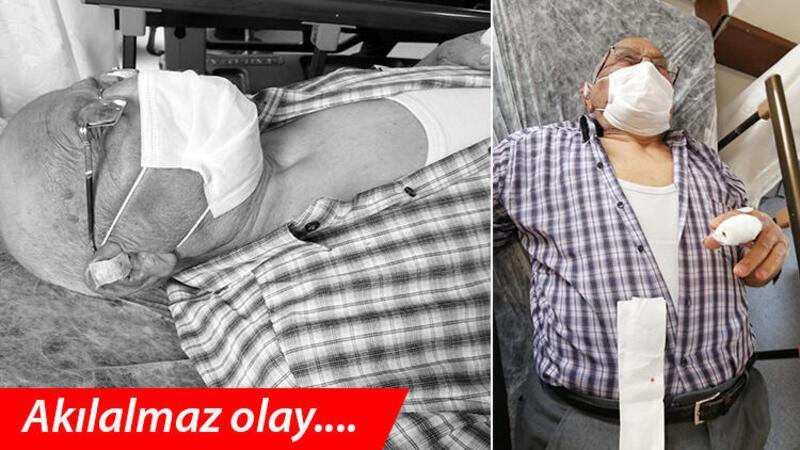 Cenazesine katıldığı kadının eşi tarafından feci şekilde dövüldü
