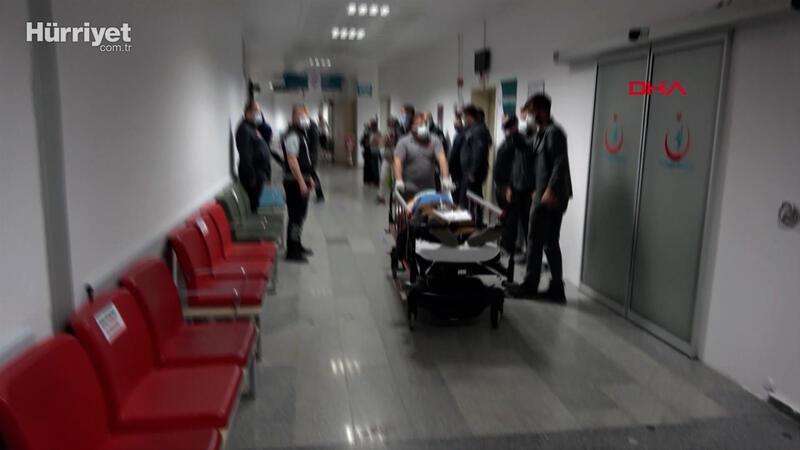 Aksaray'da 15 yaşındaki kızı kaçırma kavgası 4 yaralı