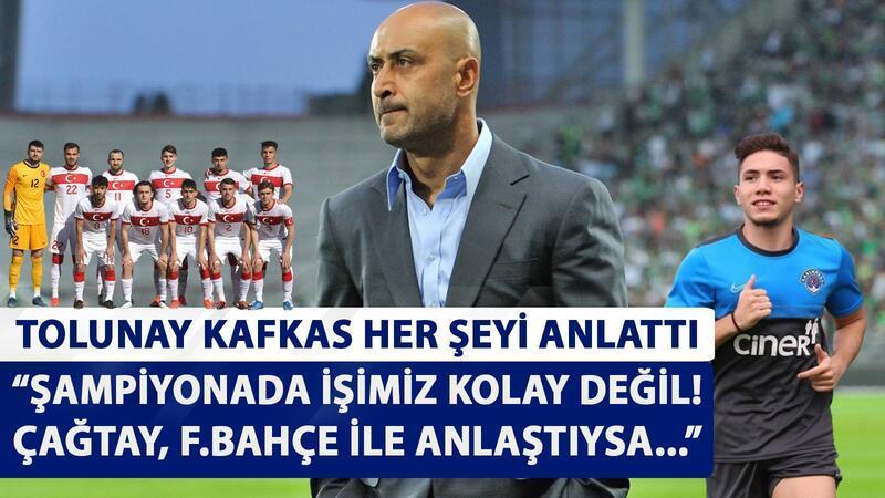 """""""Şampiyonada işimiz zor, Burak Yılmaz'lar yetiştirmeliyiz, Çağtay Fenerbahçe ile anlaştıysa..."""""""