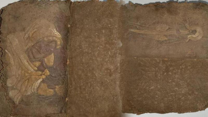 Kırıkkale'de Aramice yazılmış tarihi İncil ele geçirildi