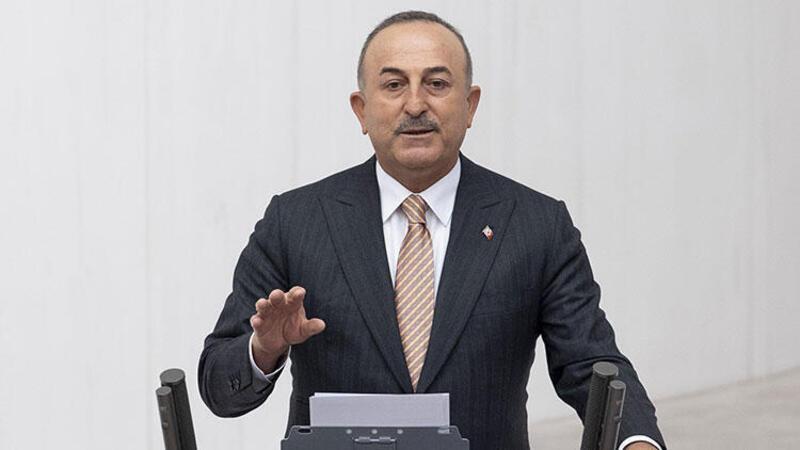Çavuşoğlu, Gazze ve Kudüs'te yaşananlarla ilgili TBMM Genel Kurulunu bilgilendirdi