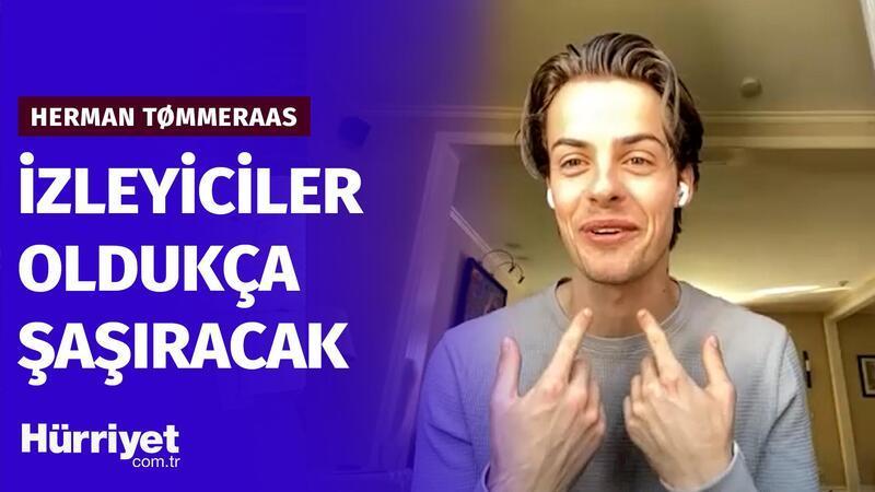 Herman Tømmeraas'tan dans performansı I Ragnarok 2. sezonda neler olacak?  Türkiye itirafları!