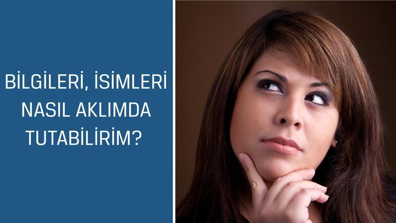 Hızlı Okuma Koçu Mehmet Taşhanlıgil cevaplıyor; Bilgileri, isimleri nasıl aklımda tutabilirim?