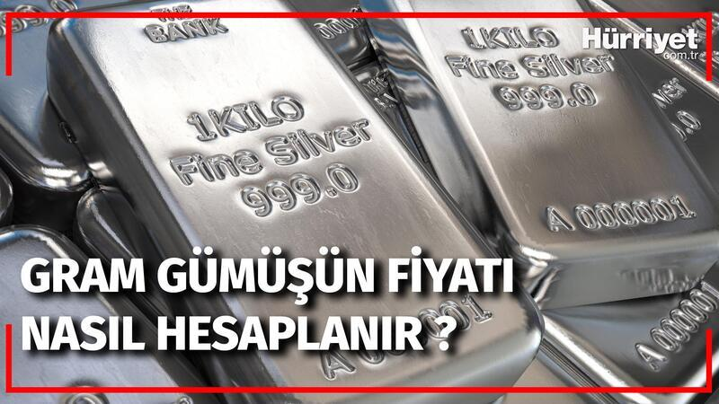 Gram Gümüşün Fiyatı Nasıl Hesaplanır? | Ekonomi Sözlüğü