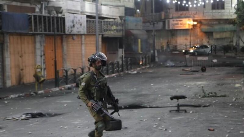 İsrail askerlerinin Batı Şeria'daki gösterilere müdahalesinde bir Filistinli hayatını kaybetti