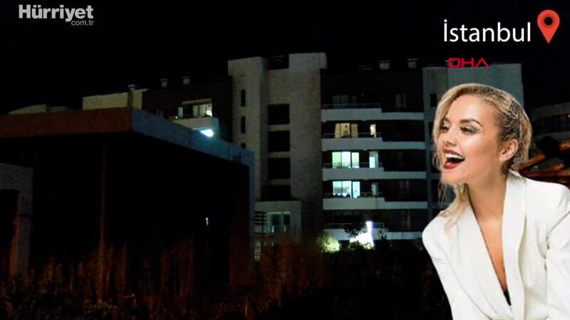 Sancaktepe'de Ukraynalı modelin balkondan düşerek ölümüne ilişkin bir kişi tutuklandı