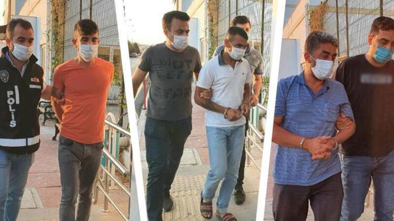 Adana'da 'firari' operasyonu