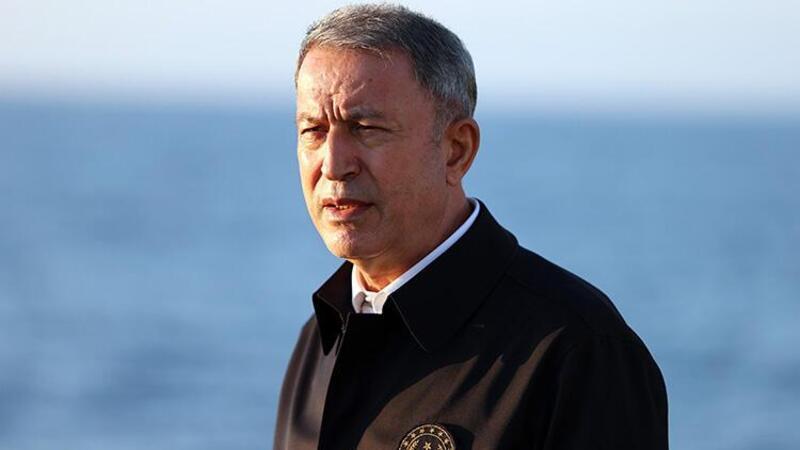 Bakan Akar: Türkiye, Libya'da yabancı güç değildir