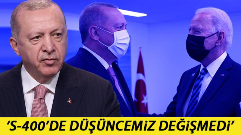Cumhurbaşkanı Erdoğan, NATO Zirvesi'nin ardından basın toplantısı düzenledi