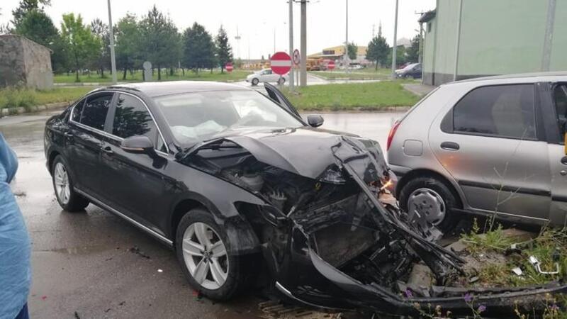 Rektör Prof. Dr. Vural Kavuncu, trafik kazasında yaralandı