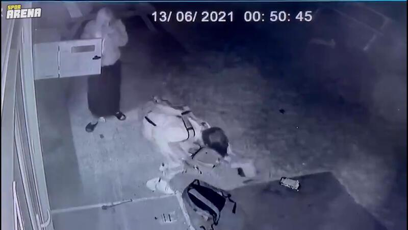Bunun adı vandallık! Eriksen'i hayatta tutan cihaza saldırdılar