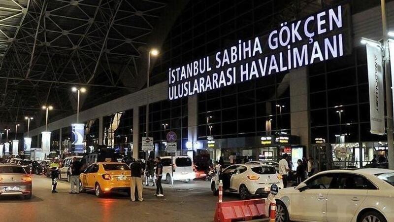 İstanbul'da bazı uçuşlara yağmur engeli