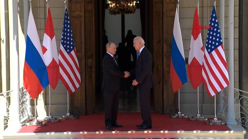 Biden - Putin görüşmesi sona erdi