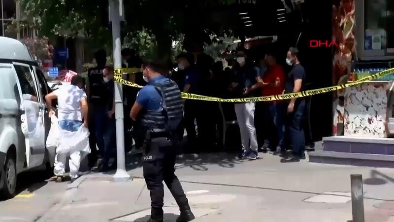 İzmir'de HDP il binasında silahlı saldırı