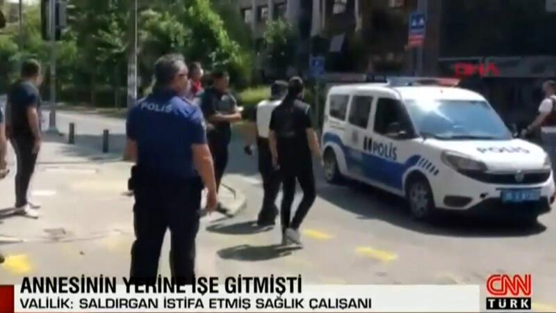İzmir'de HDP il binasına silahlı saldırı