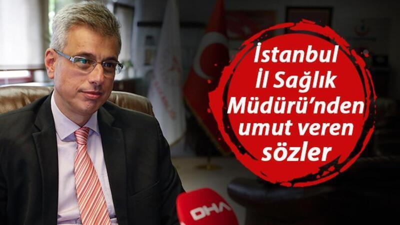 İstanbul İl Sağlık Müdürü Prof. Dr. Memişoğlu'ndan aşılama sürecine ilişkin açıklama