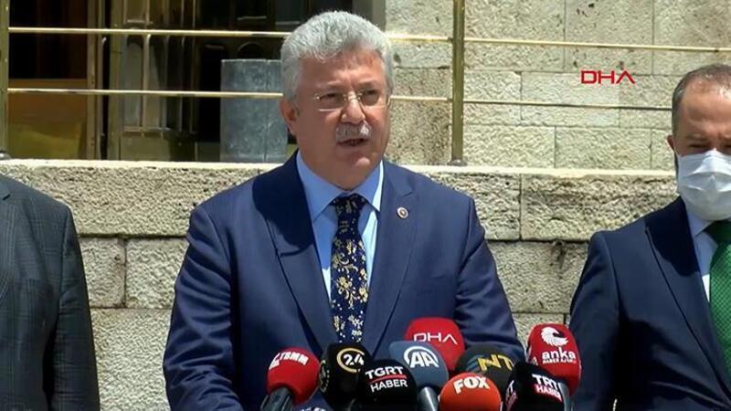AK Partili Akbaşoğlu'ndan açıklama