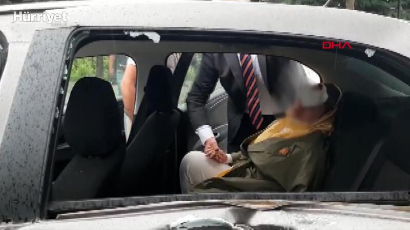 Ahmet Davutoğlu'nun konvoyunda kaza! Genel başkan yardımcısı yaralandı