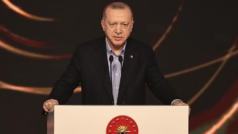 Cumhurbaşkanı Erdoğan: PKK ve DEAŞ'a karşı varlık gösteren ilk ülke biz olduk